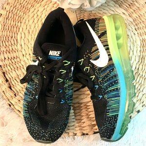 🔥 Nike Flyknit Max 620469-001 • Men's Size 6.5